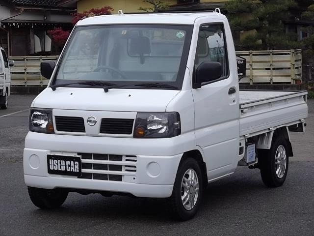 日産 DX  4WD オートマチック エアコン パワステ