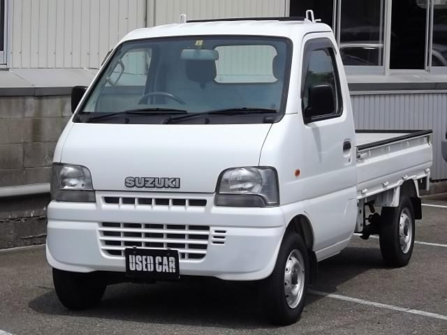 スズキ KU 4WD 三方開