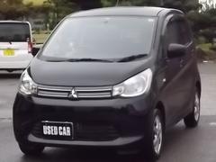 eKワゴンMブラックインテリア メモリーナビ ワンセグTV