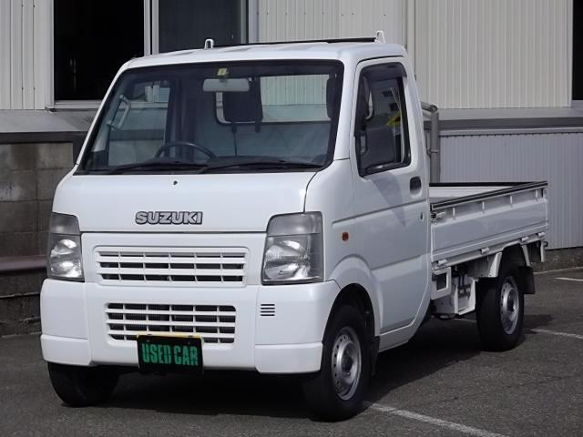 スズキ KU 4WD エアコン パワステ