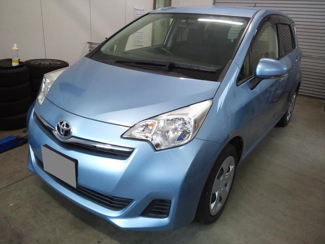 トヨタ X ナビ TV 禁煙車