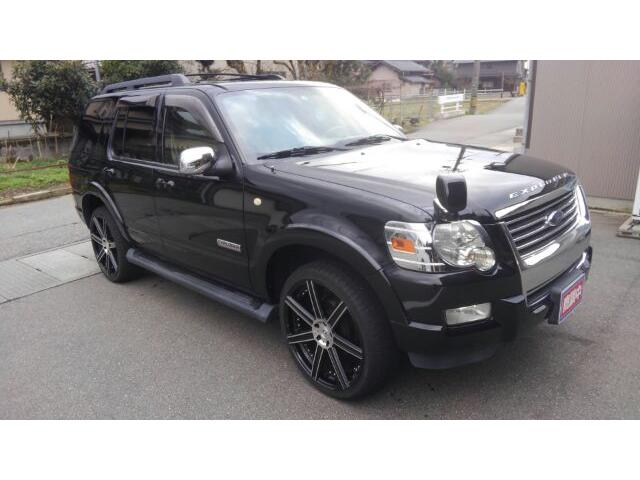 Photo of FORD EXPLORER XLT EXCLUSIVE / used FORD