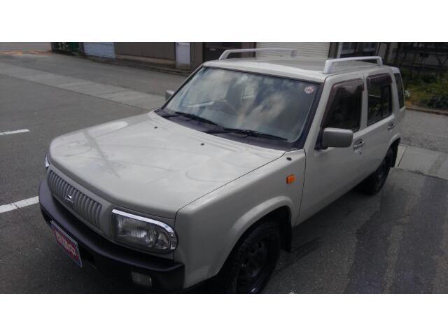 日産 ラシーン タイプII 4WD
