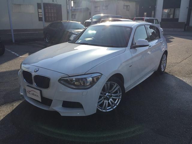 BMW 116i Mスポーツ 17インチアルミ 車検平成31年12月