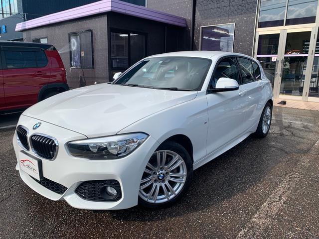 BMW 1シリーズ 118d Mスポーツ