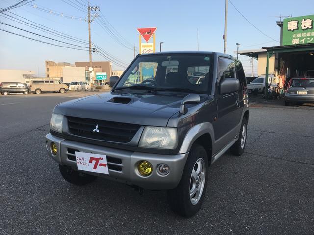 三菱 VRターボ 4WD 社外CD