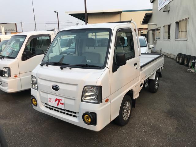 TB 4WD 5速マニュアル車 エアコン パワステ(1枚目)