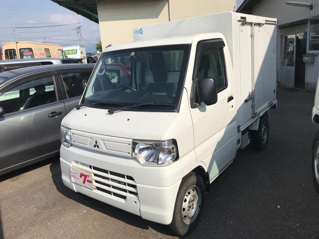 三菱 冷凍冷蔵車4WD
