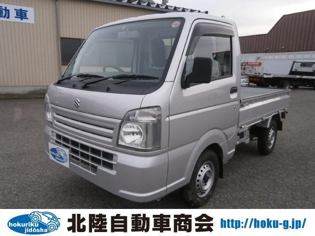 スズキ KCエアコン・パワステ農繁仕様 AC PS 4WD 5MT