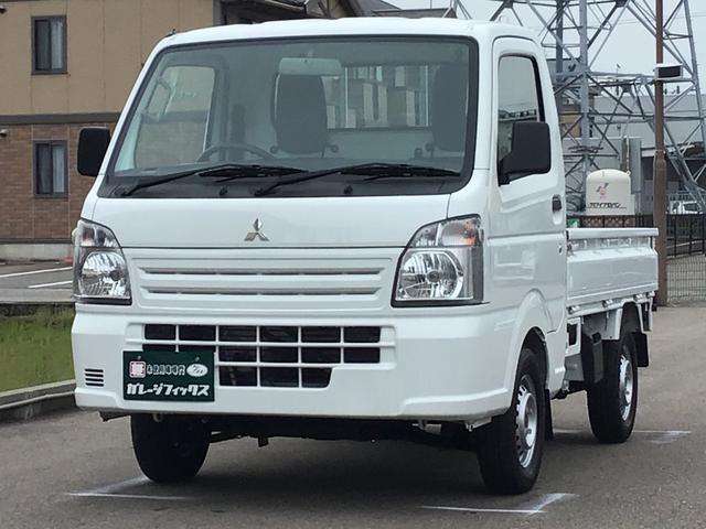 三菱 M 4WD 5MT Wエアバッグ AM・FMラジオ 3方開