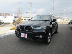 BMW X6xDrive 35i 4WD 純正ナビ TV サンルーフ