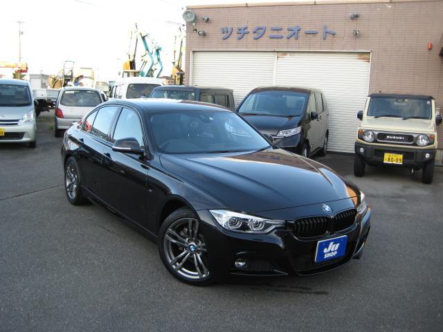 BMW 3シリーズ 320d Mスポーツ 革シート 後期8C20モデル