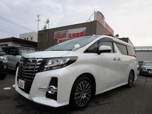 トヨタ 2.5S Cパッケージ BIG-Xナビ リヤフリップダウン