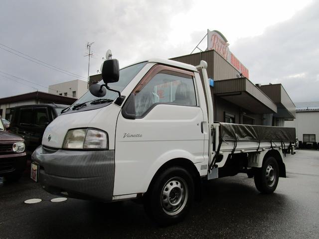 日産 DX 4WD 最大積載量850kg ワンオーナー