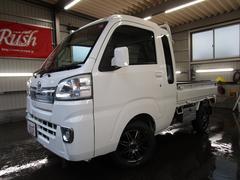 ハイゼットトラックジャンボ4WDナビ地デジ外スピーカーツィータ新品アルミタイヤ