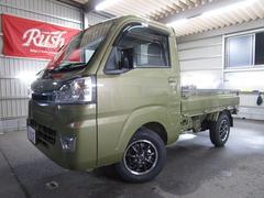 ハイゼットトラックエクストラSAIIIt 4WD オートマ 13インチブロックタイヤ