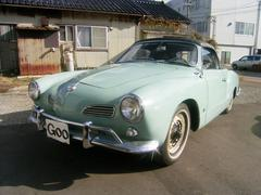 VW カルマンギアカブリオレ 2オーナー車 1963年モデル