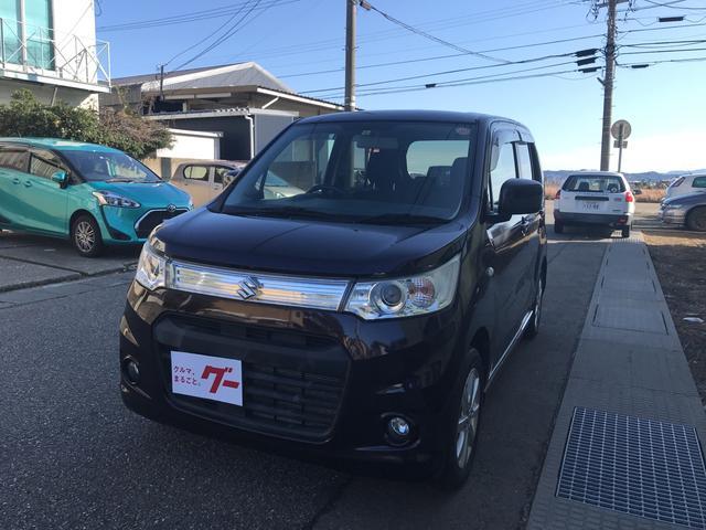 「スズキ」「ワゴンRスティングレー」「コンパクトカー」「石川県」の中古車