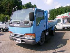 エルフトラック強化ダンプ 運転席エアバッグ