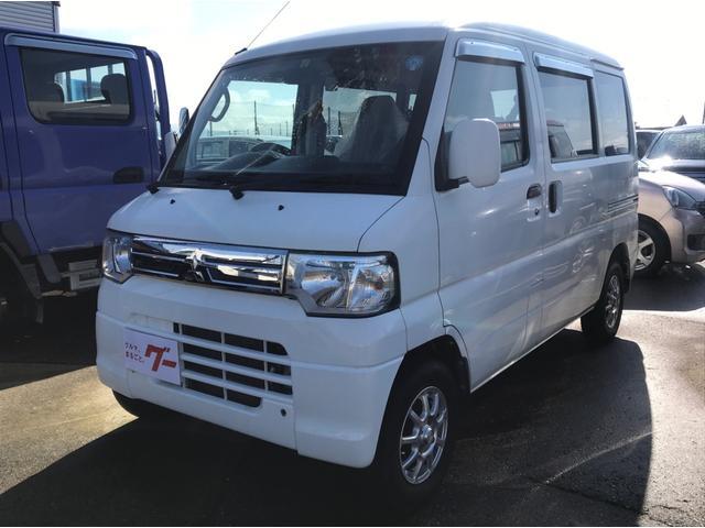 三菱 CL 4WD キーレス オートマ スタッドレスタイヤ付