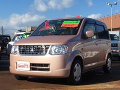 eKワゴンM キーレス CD 4WD 5速マニュアル シートヒーター