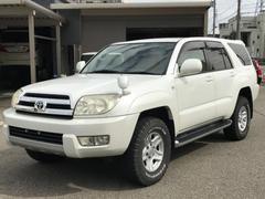 ハイラックスサーフSSR−X ガソリン車 4WD ナビTV フルセグTV