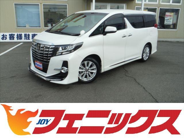 トヨタ 2.5SモデリスタエアロLEDライトクリアランスソナー