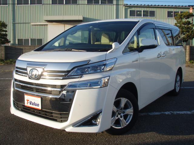 トヨタ X HV4WD ナビ ETC 寒冷地 安全装置 少距離