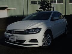 VW ポロTSIコンフォートラインリミテッド