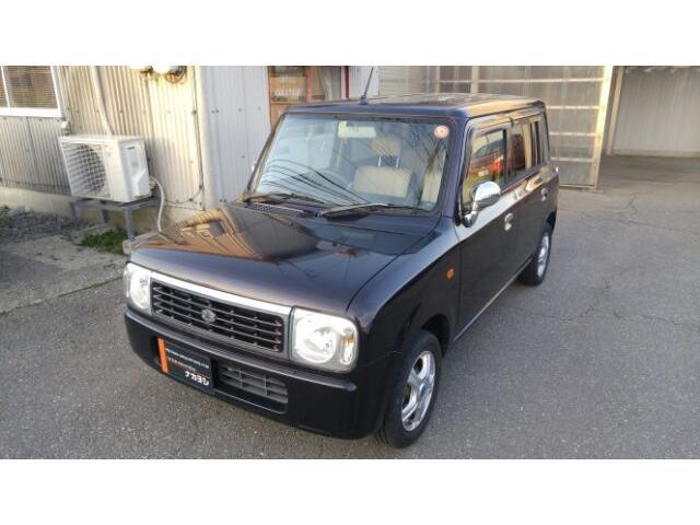 スズキ G エディション・4WD