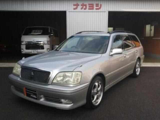 トヨタ アスリートV/ターボ・サンルーフ・電動格納ミラー・CD