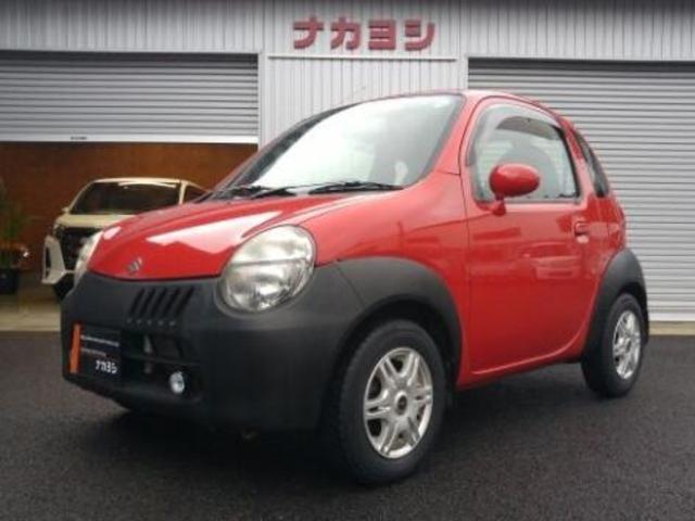 スズキ ガソリンB/CD・ABS・衝撃安全ボディ