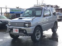 ジムニーXC AT車 4WD ターボ 社外ナビ付き