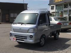 ハイゼットトラックジャンボ AT車 ポータブルナビTV 4WD キーレス
