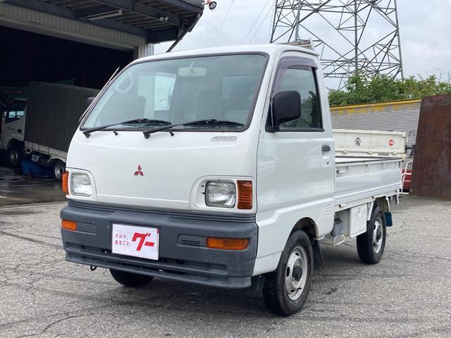 三菱 TL エアコン パワステ 4WD
