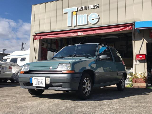 「ルノー」「5」「コンパクトカー」「富山県」「オートハウス タイム  - AUTO HOUSE Time -」の中古車
