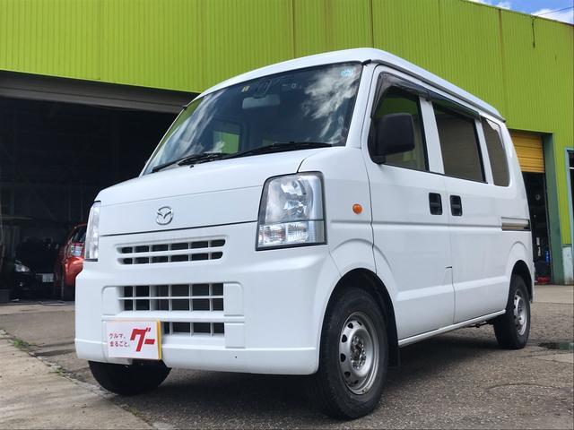 マツダ PC 4WD AT車 地デジナビ ドラレコ ETC 軽バン