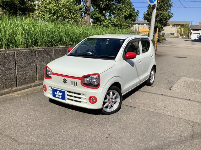 スズキ X ドライブレコーダー ETC アイドリングストップ 純正メモリーナビ フロントフォグランプ 赤シートカバー ハンドルカバー オートエアコン