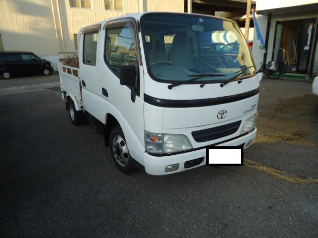 トヨタ ダブルキャブ4WD PG付