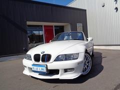 BMW Z3ロードスター2.2i 青レザーシート HDDナビ 1オーナー 記録簿