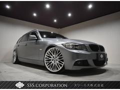 BMW325iツーリング Mスポーツパッケージ LCI レザー張替