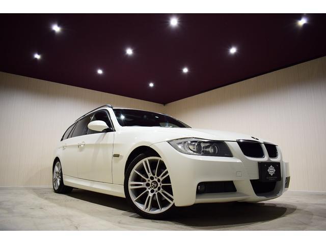 BMW 320iツーリング Mスポーツパッケージ SR 下取車