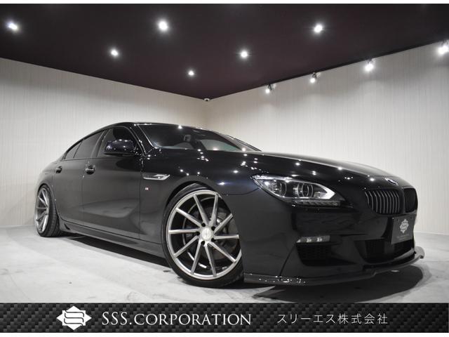 BMW 6シリーズ 640iグランクーペ Mスポーツエディション ACC特別仕様