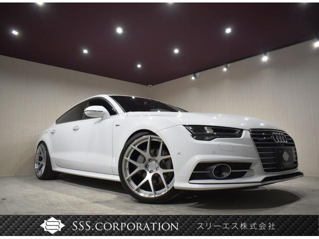 「アウディ」「A7スポーツバック」「セダン」「石川県」「SSS.CORPORATION スリーエス㈱」の中古車