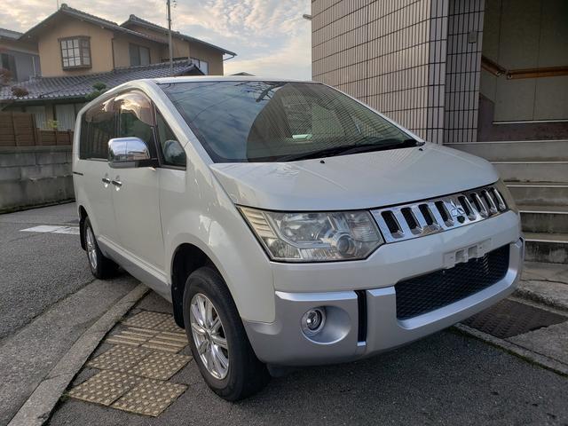 シャモニー ナビ TV 4WD 両電動パワスライド