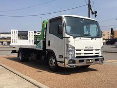 エルフトラック積載車 TADANO SS−38F エスライド ハイブリッド