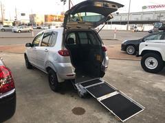 デミオコージー 福祉車両 車椅子スローパー キーレス CD
