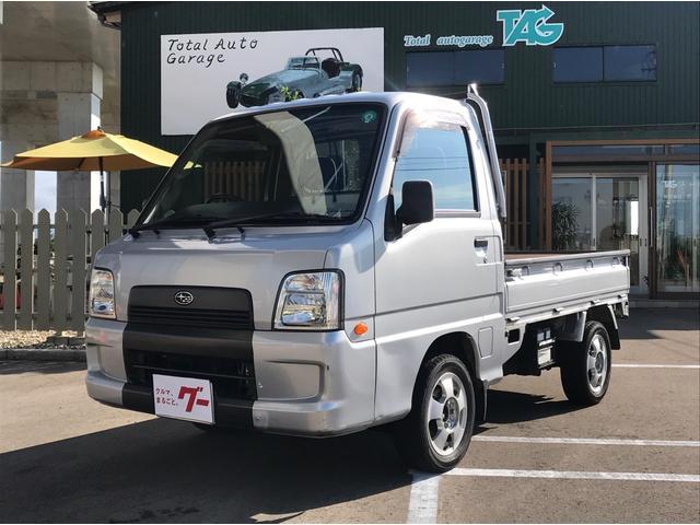スバル TC 4WD エアコン パワステ オートマ 三方開 エアバッグ
