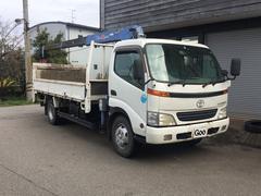 ダイナトラック3tワイドロング3段クレーンパワーゲートNOXPM適合