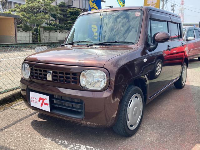 「スズキ」「アルトラパン」「軽自動車」「石川県」の中古車